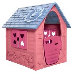 Dohány Záhradný domček pre deti My First - ružový