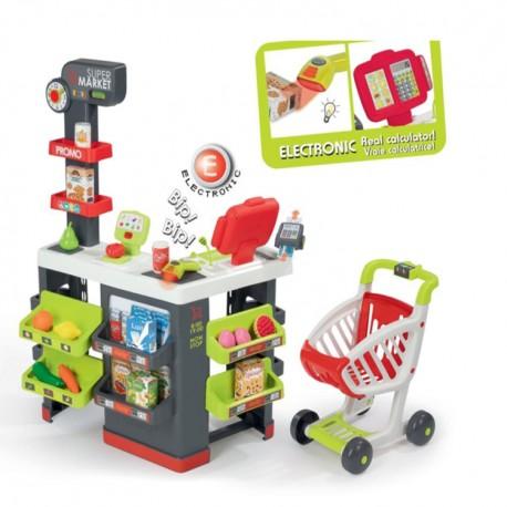 SMOBY Detský obchod Supermarket Promo