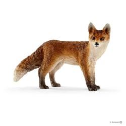 Schleich 14782 lesné zvieratko líška hrdzavá
