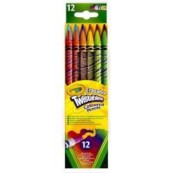 Crayola farebné ceruzky 12 ks