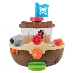 PLAY GO Pirátska loď vo vani