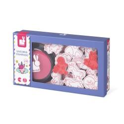 JANOD Detské pečiatky Jednorožec - 15 kusové