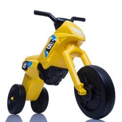 Enduro MotoKidZ Detské odrážadlo - motorka MINII - žltá