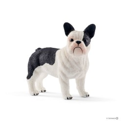 Schleich 13877 domáce zvieratko pes Francúzsky buldoček