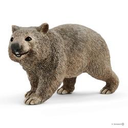 Schleich 14834 lesné zvieratko vombat medveďovitý
