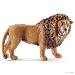 Schleich 14726 divoké zvieratko lev revúci samec