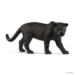 Schleich 14774 divoké zvieratko čierny panter