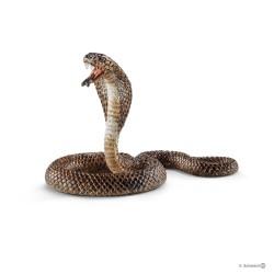 Schleich 14733 divoké zvieratko had kobra