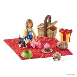 Schleich 42426 sada narodeninový piknik