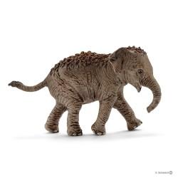 Schleich 14755 divoké zvieratko Slon ázijský mláďa