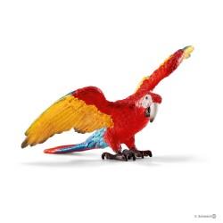 Schleich 14737 zvieratko vták Ara arakanga