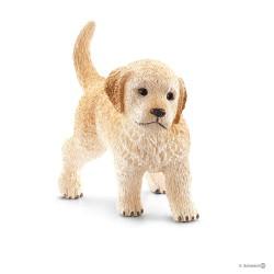 Schleich 16396 domáce zvieratko pes zlatý retríver šteňa