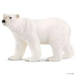 Schleich 14800 divoké zvieratko medveď ľadový