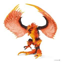 Schleich 42511 Ohnivý orol s pohyblivými krídlami