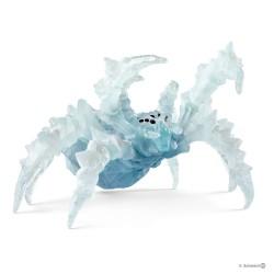 Schleich 42494 bojová bytosť Ľadový pavúk