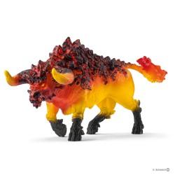 Schleich 42493 bojová bytosť Ohnivý býk