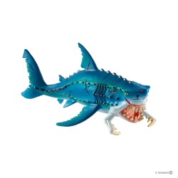 Schleich 42453 bojová bytosť Rybie monštrum