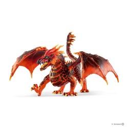 Schleich 70138 bojová bytosť Sopečný drak