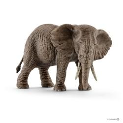 Schleich 14761 divoké zvieratko slon africký samica