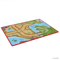 Schleich 42477 hrací koberec Wild Life