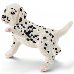 Schleich 16839 domáce zvieratko pes dalmatínsky šteňa