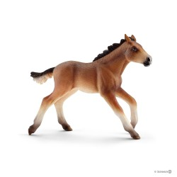 Schleich 13807 domáce zvieratko kôň Mustang žriebä