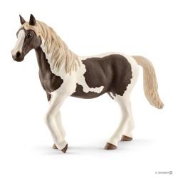 Schleich 13830 domáce zvieratko kôň pinto kobyla