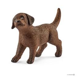 Schleich 13835 domáce zvieratko pes Labradorský retríver šteňa