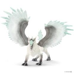 Schleich 70143 bojová bytosť Ľadový Griffin