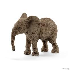 Schleich 14763 divoké zvieratko slon africký mláďa