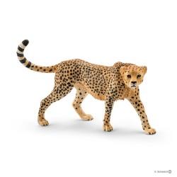 Schleich 14746 divoké zvieratko gepard samica