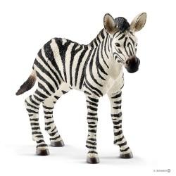 Schleich 14811 divoké zvieratko zebra žriebä