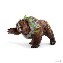 Schleich 42454 bojová bytosť Jaskynný medveď