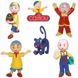 Comansi Caillou -  Caillou 5-dielny set