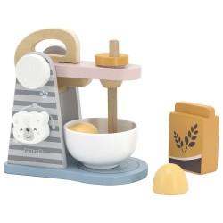 VIGA PolarB detský kuchynský mixér z dreva