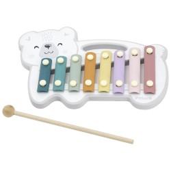 VIGA PolarB detský farebný xylofón