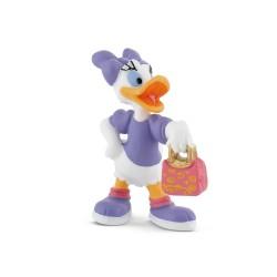 Bullyland Mickey Mouse Clubhouse - Daisy kačička s taškou rozprávková figúrka