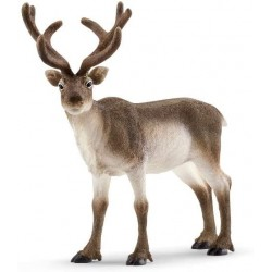 Schleich 14837 lesné zvieratko sob arktický