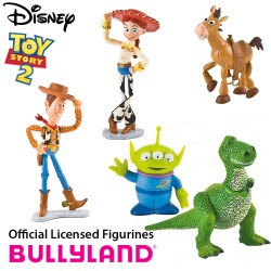 Bullyland Toy Story rozprávkové figúrky - 5-dielny set