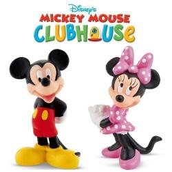 Bullyland Mickey Mouse Clubhouse - Minnie Mouse rozprávková figúrka