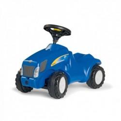 Rolly Toys Detské odrážadlo - traktor Minitrac New Holland T6010