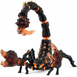 Schleich 70142 bojová bytosť Lávový škorpión