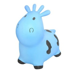 ISO Trade 8778 Hopsadlo pre deti - Kravička modrá