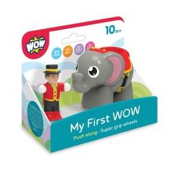 WOW Ellie cirkusový slon