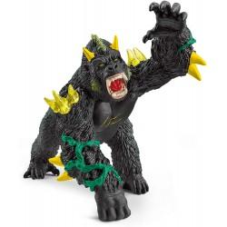Schleich 42512 bojová bytosť Gorila obria príšera
