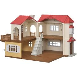 Sylvanian Families 5302 Mestský poschodový dom so svetlami