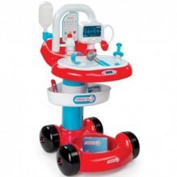 SMOBY Detský lekársky vozík s infúziou