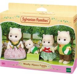 Sylvanian Families 5358 rodina Alpaky