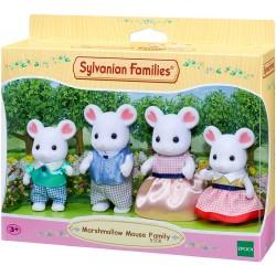 Sylvanian Families 5308 Rodina Marshmallow myšiek