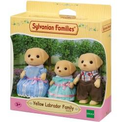 Sylvanian Families 5305 Rodina zlatých labradorov